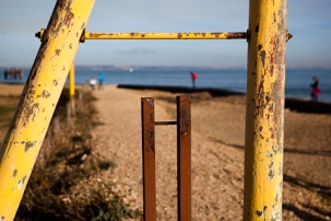 Lepe Beach, Hampshire