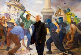 John Bartlett - London Sublime Exhibition 2012.